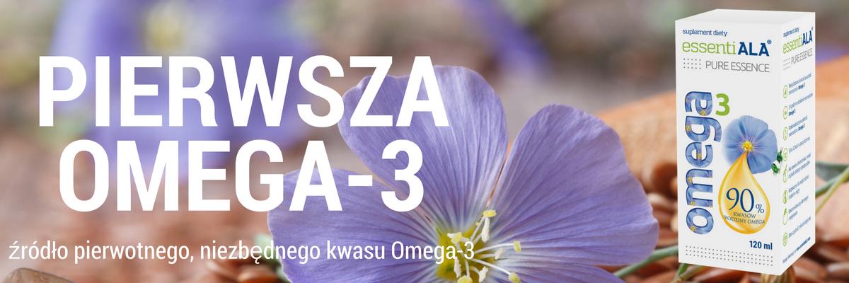 Omega-3 essentiALA